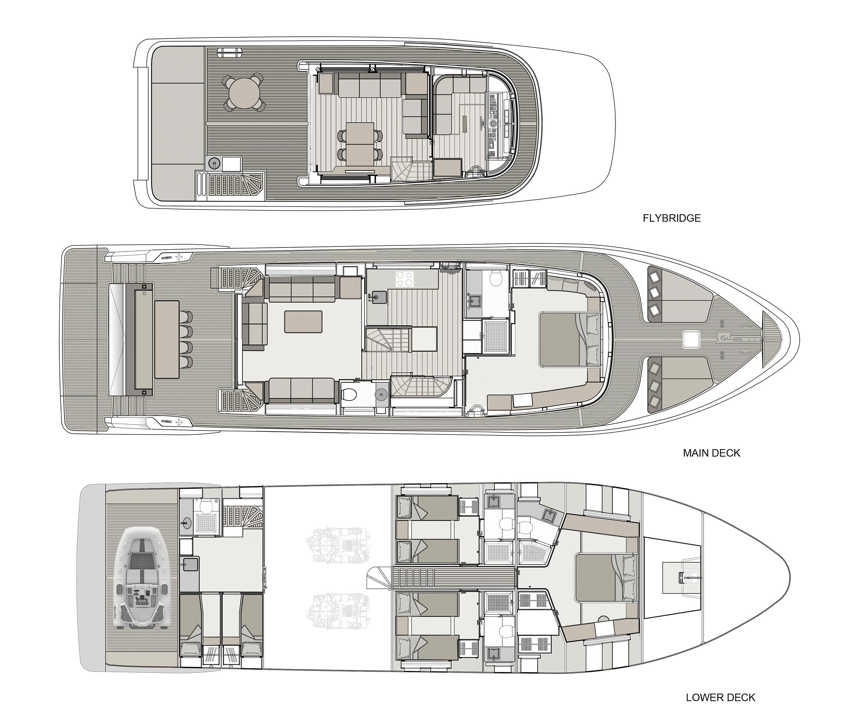 Nomad 75 SUV layout